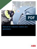 Manual for Induction Motors and Generators_RevJ_EN