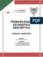 Probabilidad y Estadistica Descriptiva