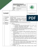 Sop Pengoperasian Alat Hematology Analyzer Sysmex Xp-100