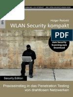 WLAN Security Kompakt - Praxiseinstieg in Das Penetration Testing Von Drahtlosen Netzwerken