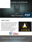 Linux Training in Chandiagrh