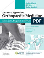Elaine Atkins_ Jill Kerr_ Emily Goodlad-A Practical Approach to Orthopaedic Medicine _ a Practical Approach-Elsevier Health Sciences UK, Churchill Livingstone (2010)
