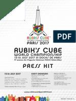 convocatoria cubo rubik 2017
