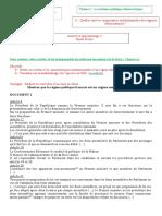 montrez que le régime politique français est un régime présidentiel.doc