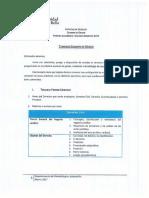 Temario Ejercicios Exámenes de Grado segundo semestre 2017