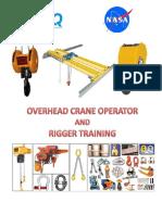 Crane Training Handbook With GPR 8719.1B Update