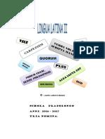Manual Latín