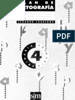 Plan de Ortografía SM, Cuaderno 2(1)