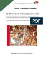 Una Historia Social de La Comida