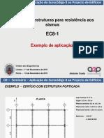 Projecto de estruturas para resistência aos sismos EC 8 Exemplo 1.pdf