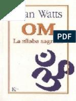 Watts Alan - Om La Silaba Sagrada.epub