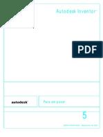 Tutorial Autodesk Inventor 5