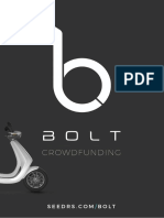 Bolt Seedrs Pitchdeck