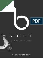 Bolt Seedrs Pitchdeck