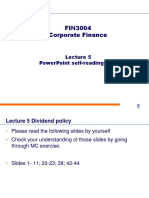 FIN3004_lecture05_Dividend Policy_Self-reading Task and MC Exercise201709_InstructorVersion