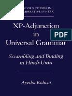XP Adjunction -Kidwayi