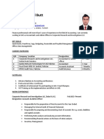 Rameez Resume Accounts
