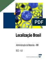 Processo e Localização Brasil - MM SAP