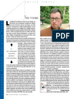 Paul Yonnet Le Figaro mag 29-30 Septembre 2017