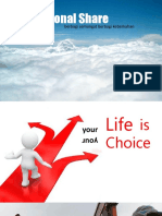 ILT Life is Choice