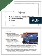 UGO Arduino handleiding - Bijlage