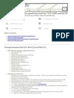 IPerf - IPerf3 and IPerf2 User Documentation