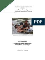 Plan de Vida Tikuna _Aticoya_Puerto Nariño