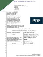 Apple v. Samsung - Samsung Response Brief re § 289
