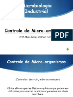 AULA 6 E 7_Controle de Microrganismos