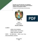 Informe de Quimica Practica 06 1