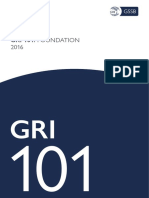 Gri 101 Foundation 2016