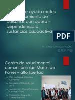 Grupos de Ayuda Mutua - Arequipa