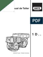 MOTORES 1D Hatz