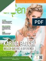 Revista Green 3 Edicao Karina Bacchi