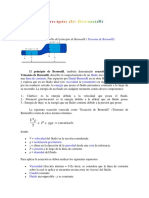 0H Teorema de Bernoulli Deduccion