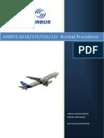 87294885 A320 Normal Procedures
