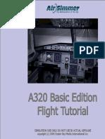 88348512 a320 Basic Edition Flight Tutorial