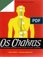 C. W. Leadbeater - Os Chakras (pdf) (rev).pdf
