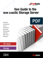 Introduction Guide to the IBM Elastic Storage Server Redbook