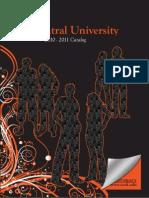 ECU Catalog 2010-2011