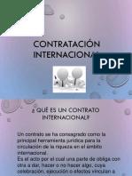Contratacion Internacional