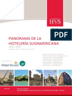 Panorama de La Hoteleria Sul Americana
