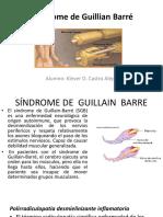 Sindrome de Guillian Barré