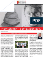 01 Newsletter - September 2017