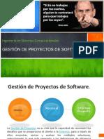 Gestion de Proyectos_Unidad I