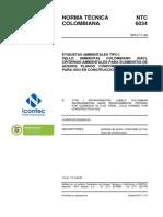 NTC_6034_2013 Etiqueta ambiental tipo I - Sello Ambiental.pdf
