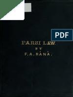 Parsi Law Contain i 00 Rn Rich