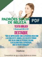 LIÇÃO 05° - ADOLESCENTES