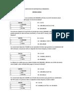 Ejercicios de Matematicas Financiera, Resueltos