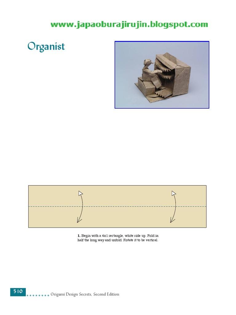 Edition origami second pdf secrets design